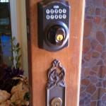 Schlage_combination_Keypad_Installed_1/2012